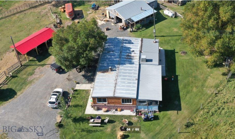 90 Daly Property Photo - Whitehall, MT real estate listing