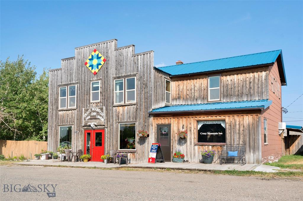 110 Main Street Property Photo - Martinsdale, MT real estate listing