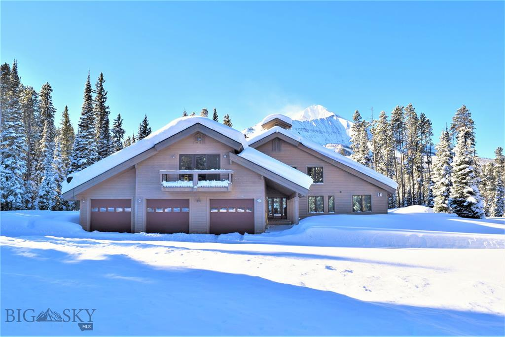 16 Mountain Trail Rd, Ulery's Lakes Lot 1 Property Photo - Big Sky, MT real estate listing