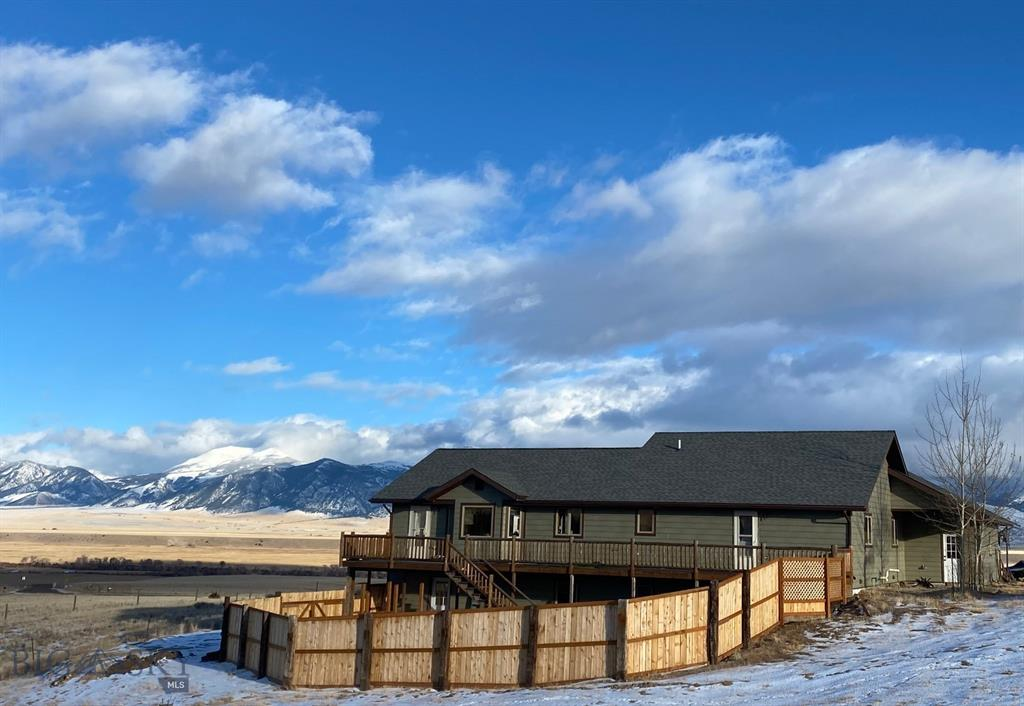 54 Shining Mountains Loop Property Photo - Ennis, MT real estate listing