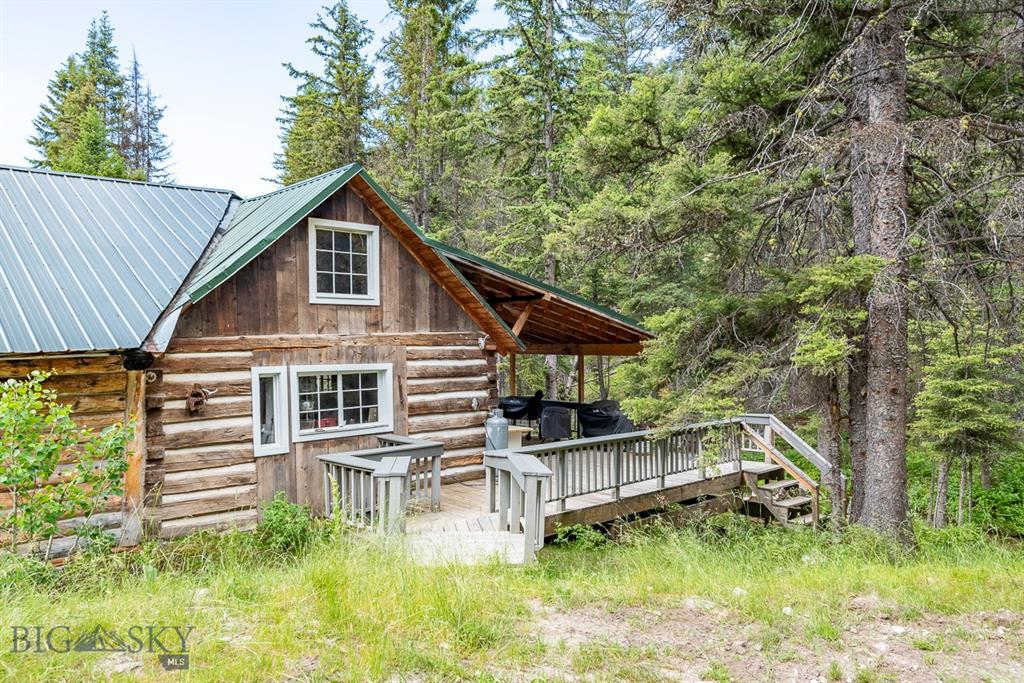 1-Tract Snow Shoe Creek Road Property Photo - Avon, MT real estate listing