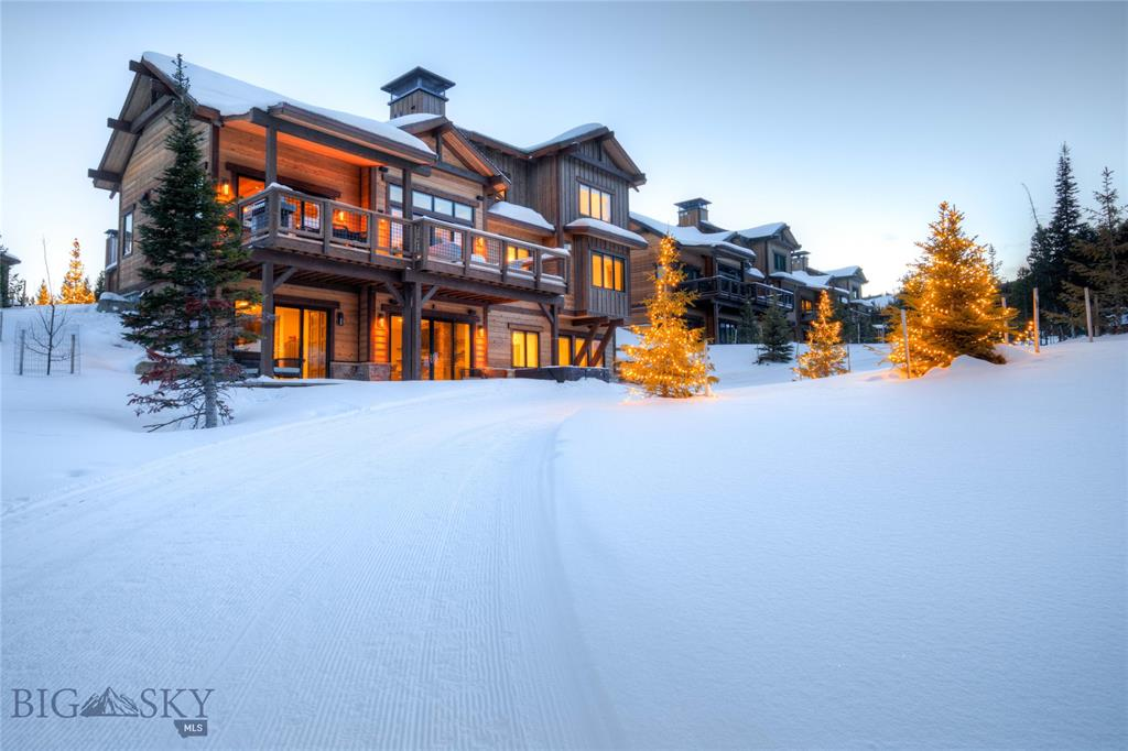 113 S South Outlook Loop Property Photo - Big Sky, MT real estate listing