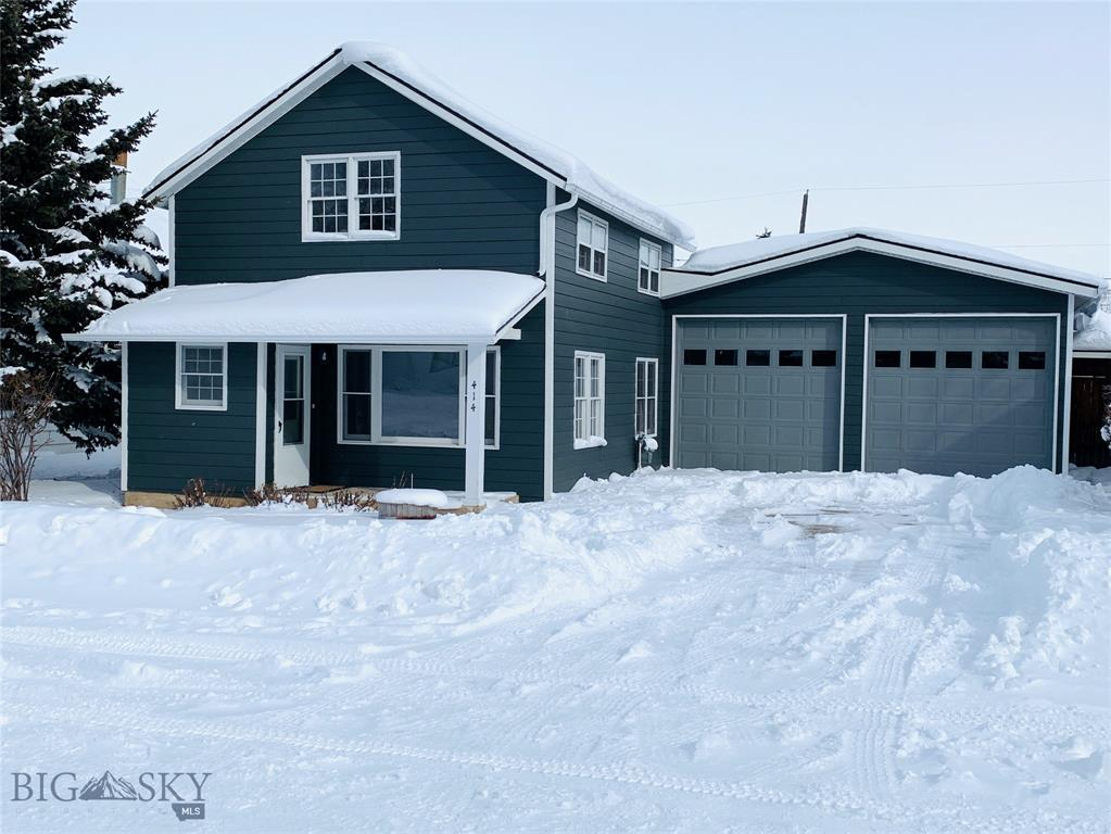 414 Grant Avenue S Property Photo - Red Lodge, MT real estate listing