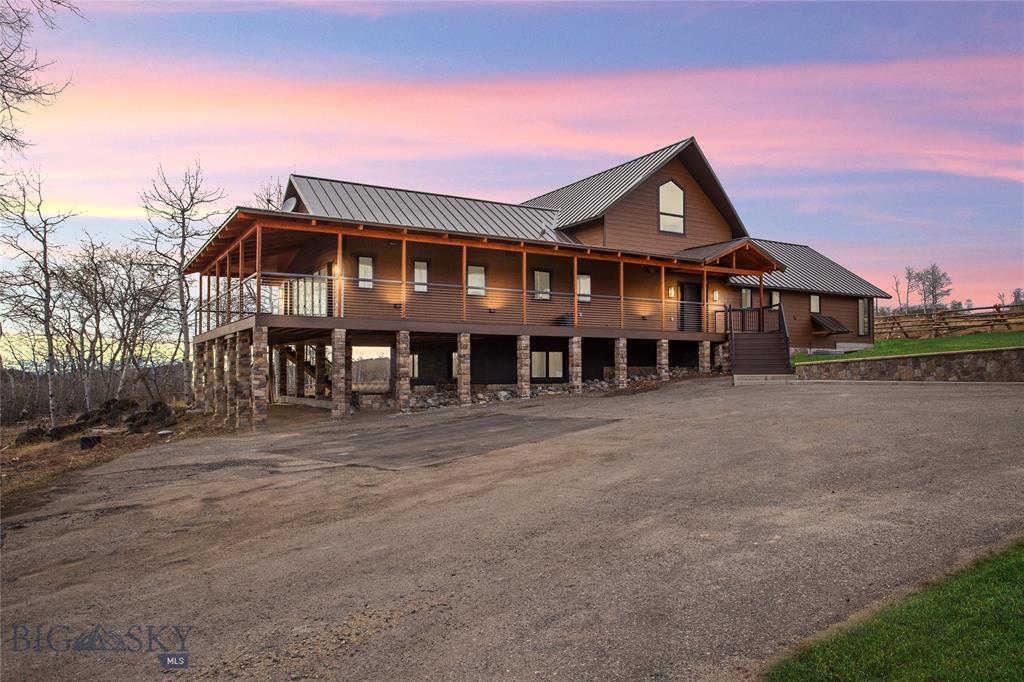 4482 Bull Run Gulch Road Property Photo - Butte, MT real estate listing