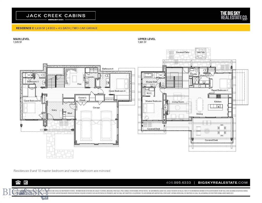 TBD Speedwell Drive #9C Property Photo - Big Sky, MT real estate listing