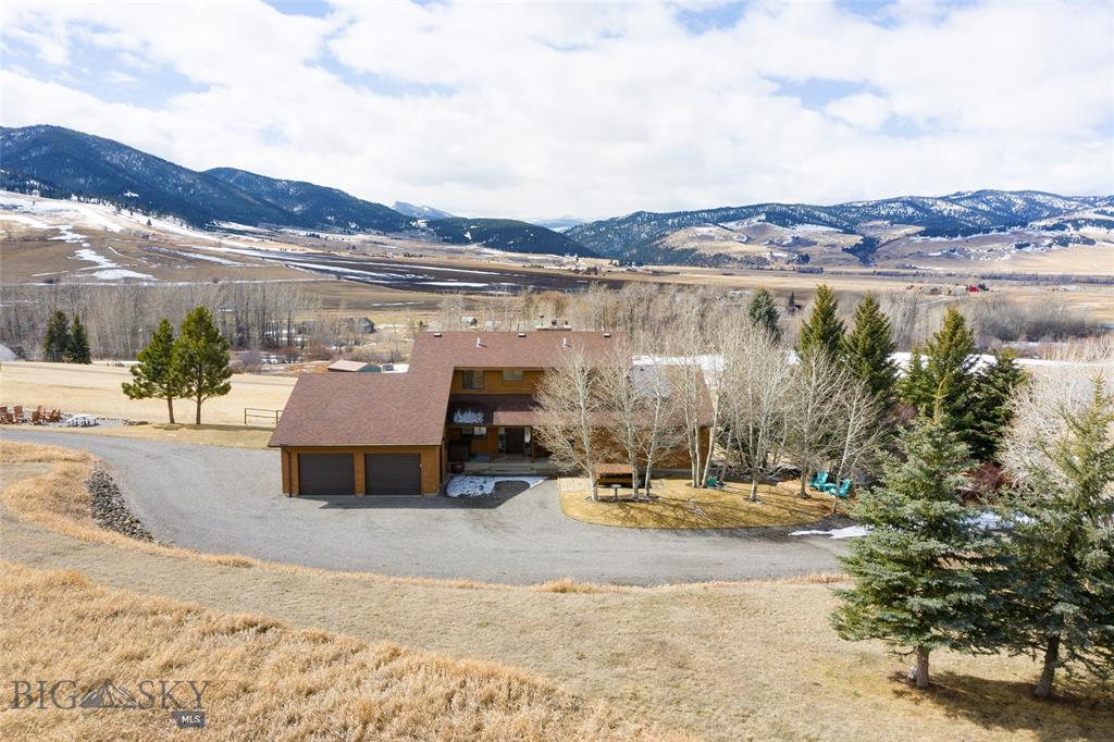 1285 Upper Tom Burke Road Property Photo - Gallatin Gateway, MT real estate listing