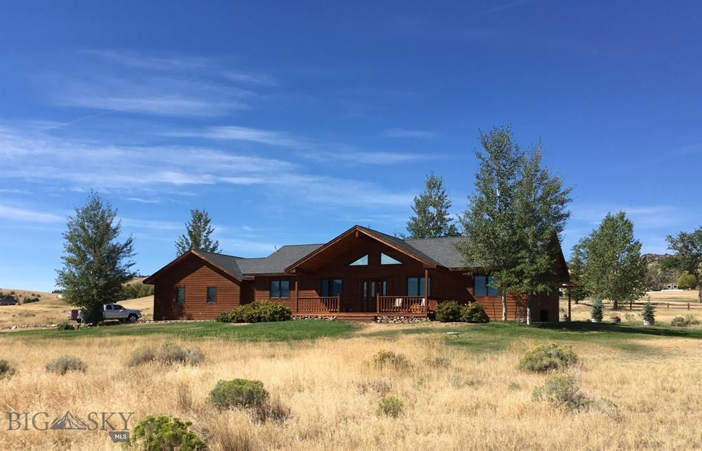 8 Spanish Peaks Drive Property Photo - Ennis, MT real estate listing