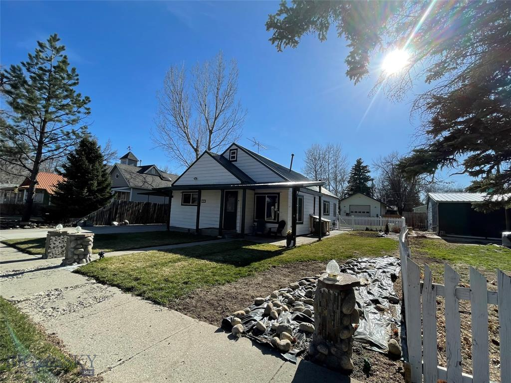 205 S Park Street Property Photo - Joliet, MT real estate listing