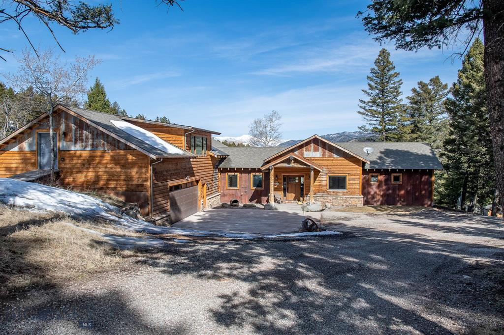 104 Mountain Brook Road Property Photo - Livingston, MT real estate listing