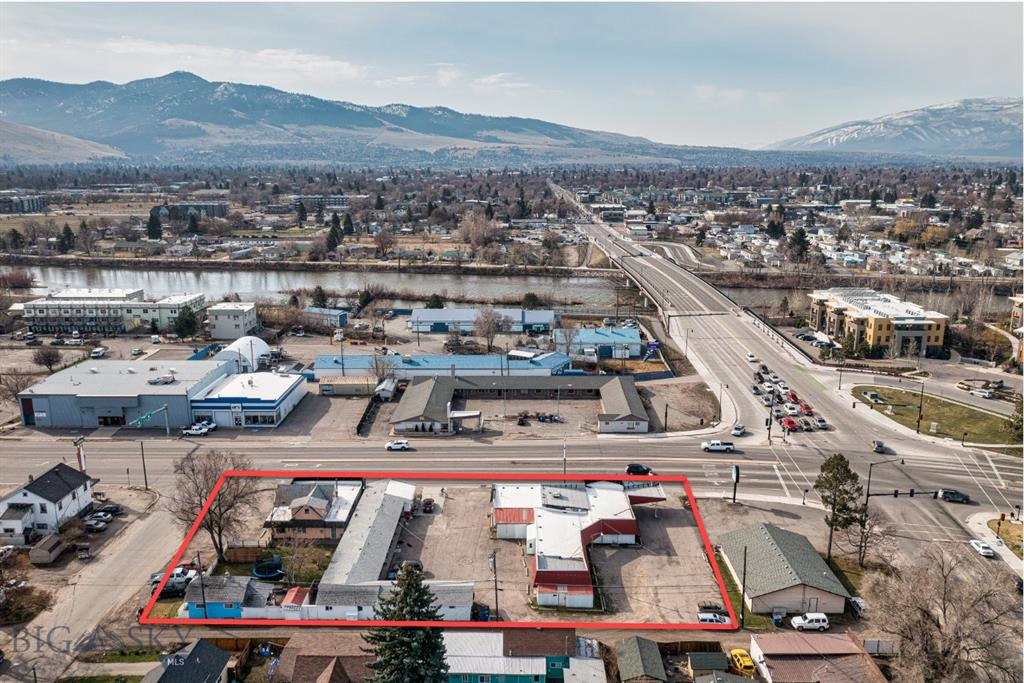 1418-1440 W Broadway Property Photo - Missoula, MT real estate listing
