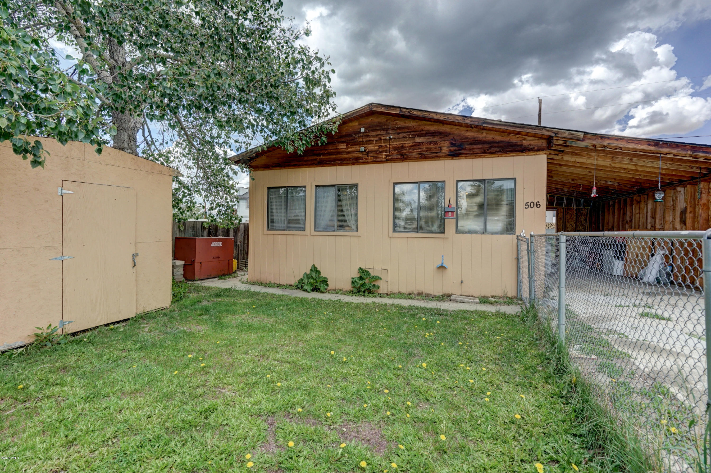 506 E 9th Street, Leadville, Co 80461 Property Photo