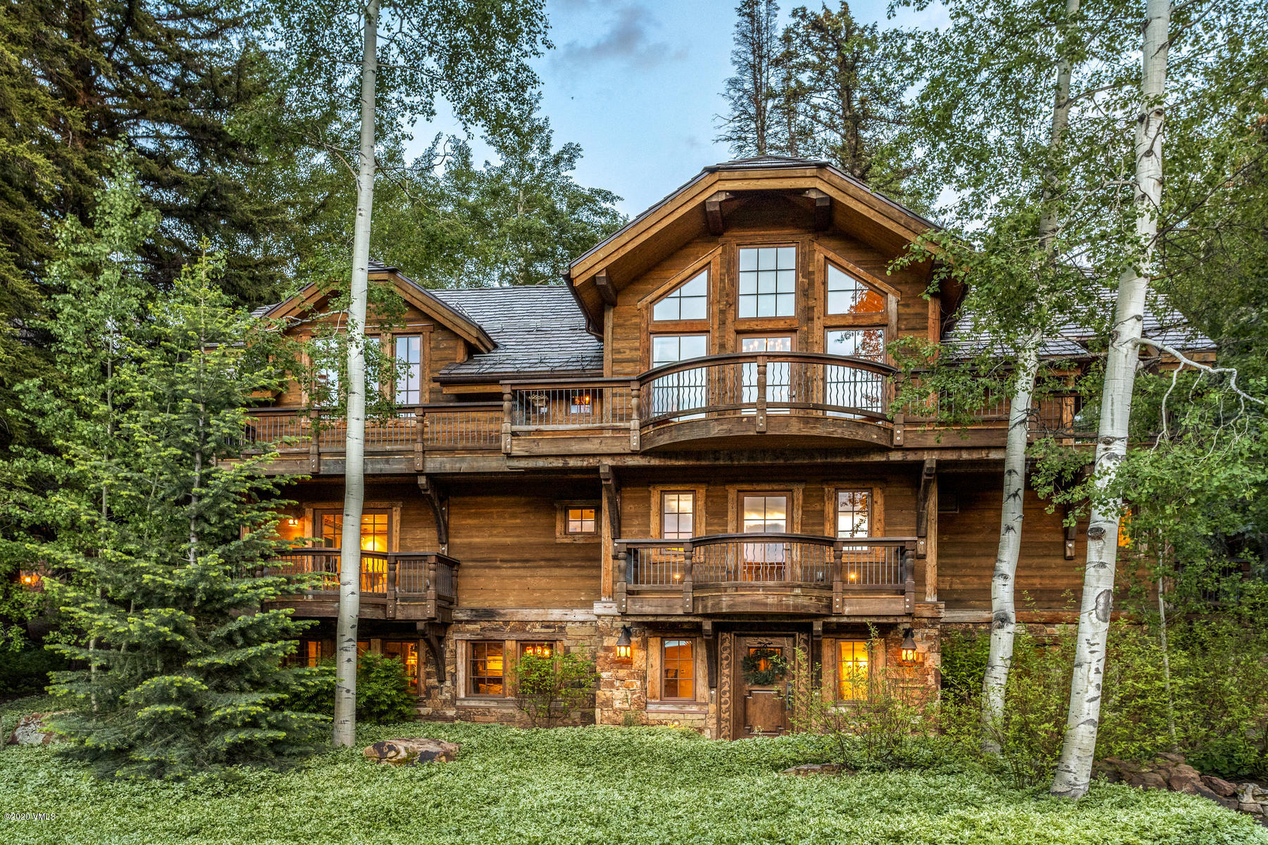 454 Beaver Dam Road, Vail, Co 81657 Property Photo