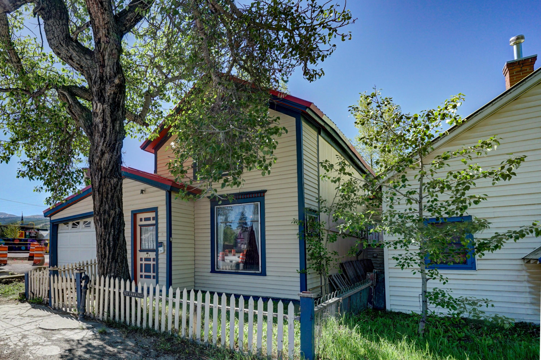 139 E 9th Street, Leadville, Co 80461 Property Photo