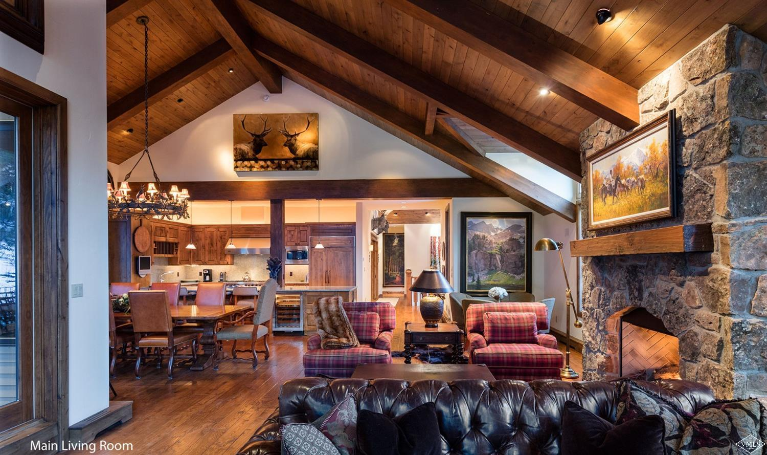 254 Beaver Dam Road, Vail, Co 81657 Property Photo