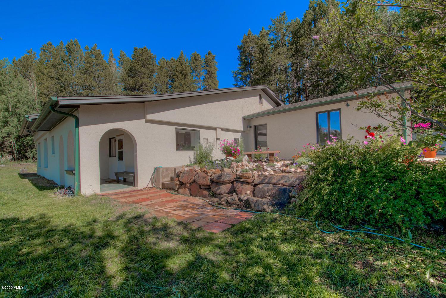 3128 Soda Springs, Leadville, Co 80461 Property Photo