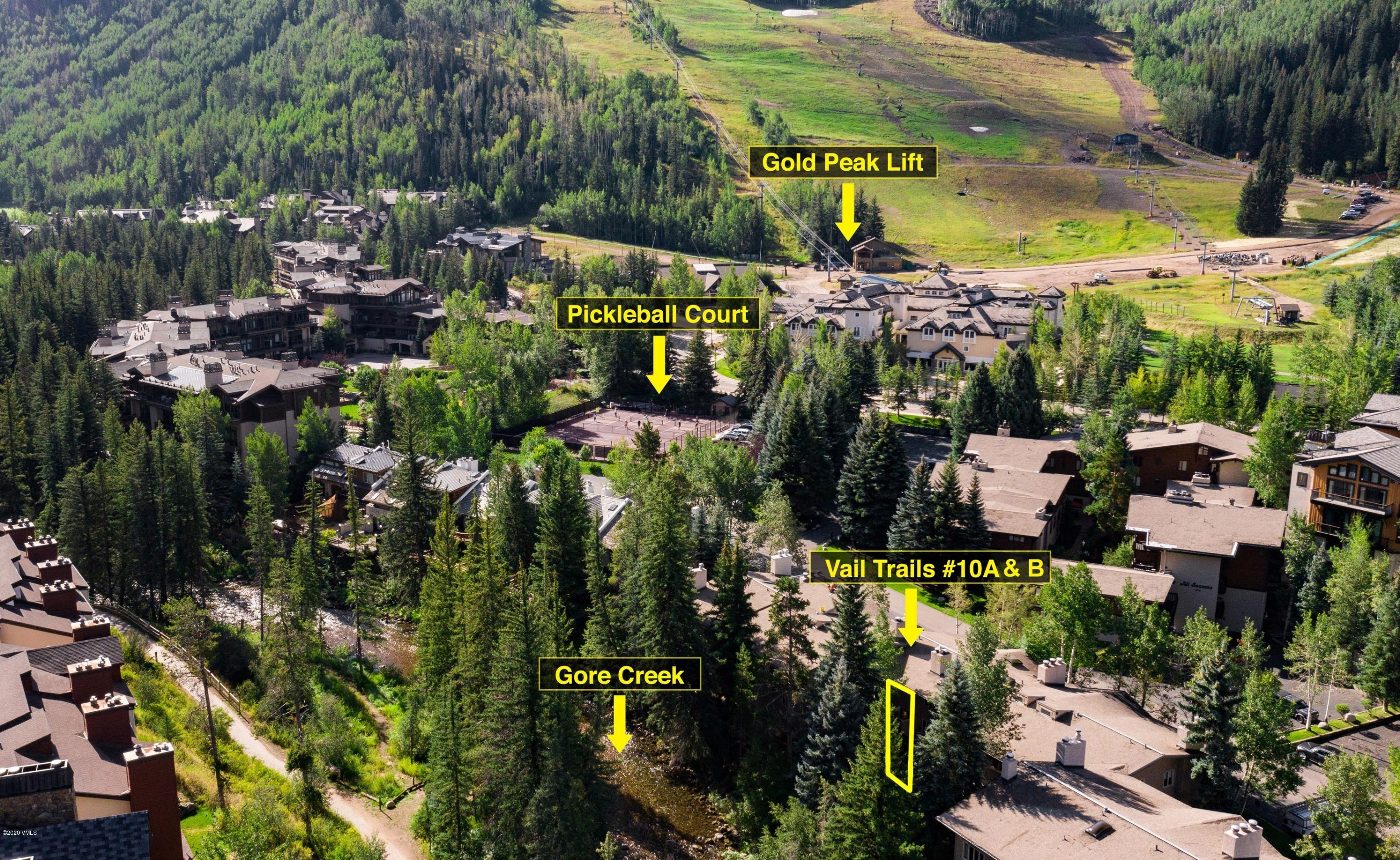 433 Gore Creek, 10-B, Vail, CO 81657 Property Photo
