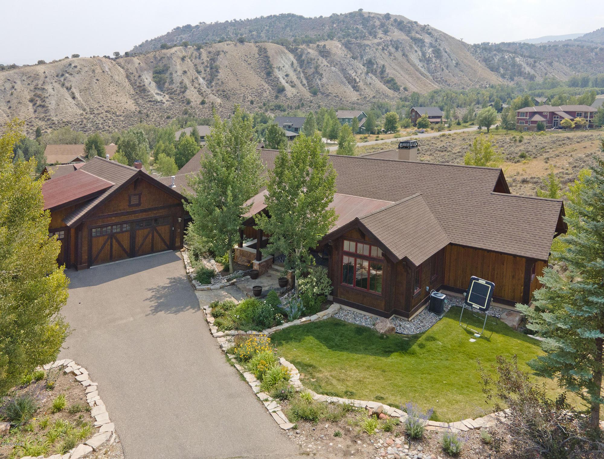 1171 Hernage Creek Road, Eagle, Co 81631 Property Photo