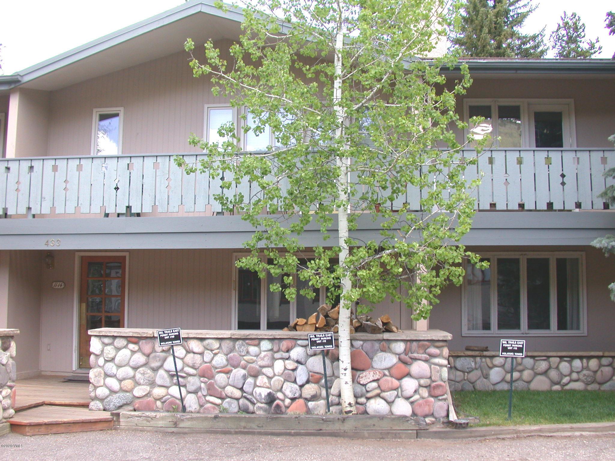 433 Gore Creek Drive, 13-A, Vail, CO 81657 Property Photo