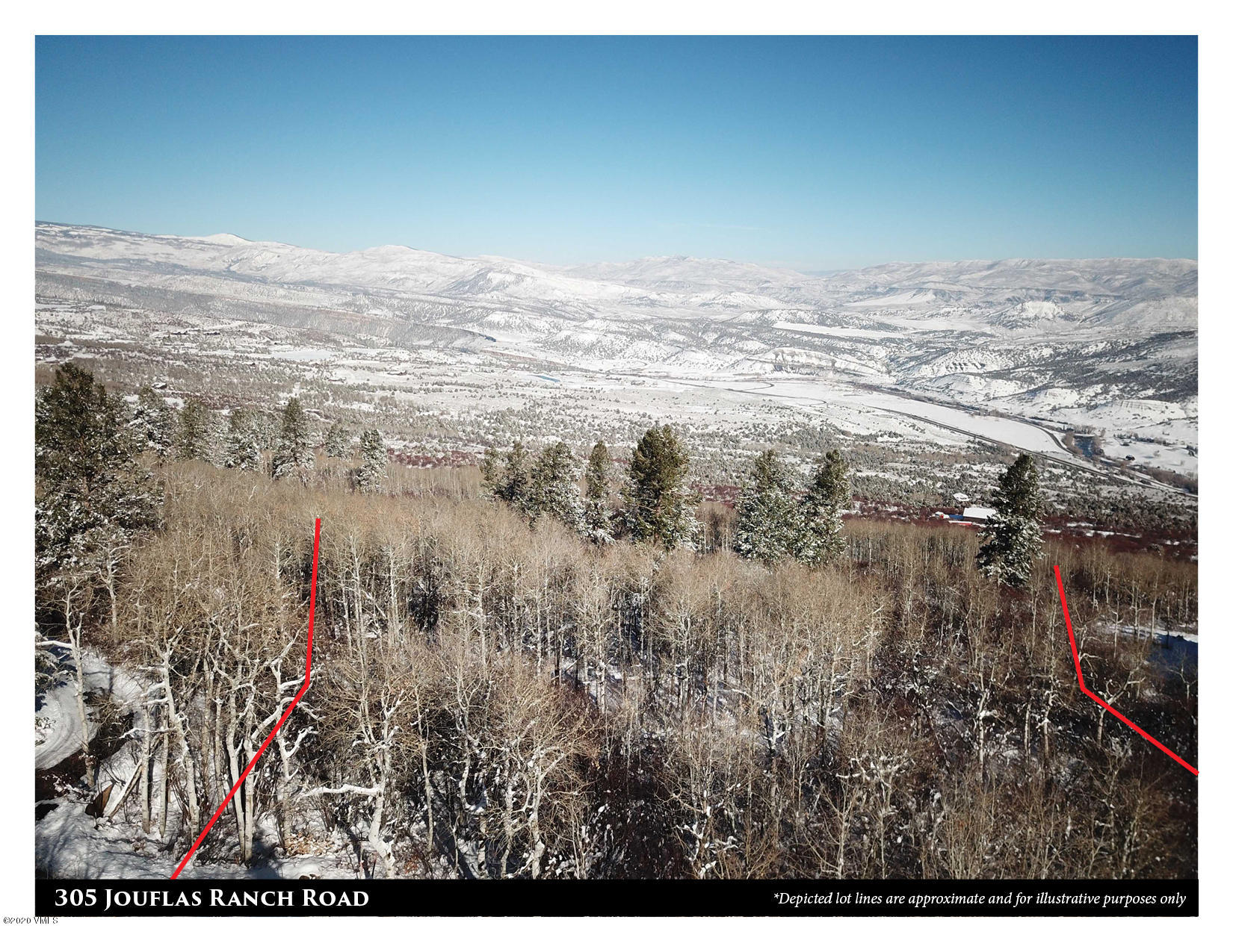 305 Jouflas Ranch Road Property Photo - Wolcott, CO real estate listing