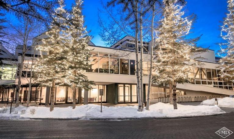 1310 Westhaven Drive, Vail, Co 81657 Property Photo