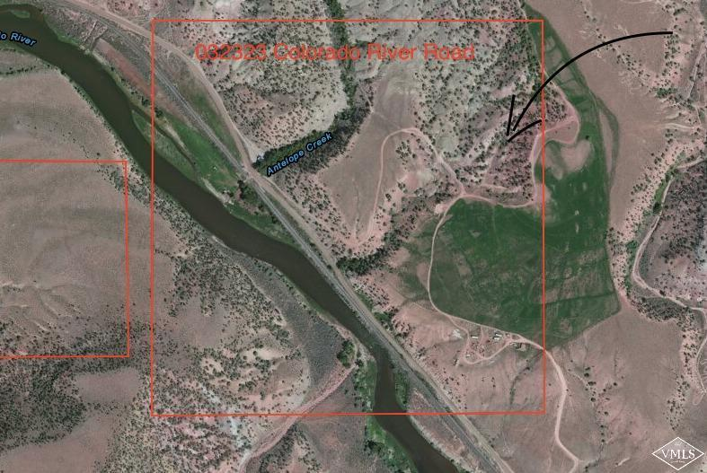 32323 Colorado River Road, CO 80463 Property Photo - , CO real estate listing