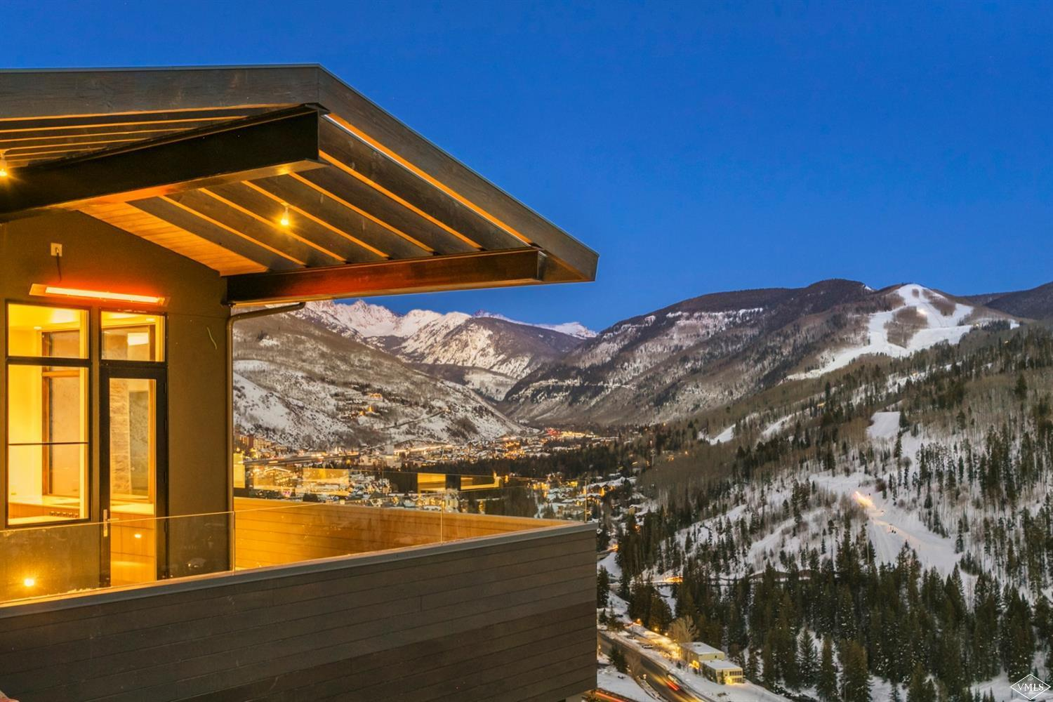 1450 Buffehr Creek Road, Vail, Co 81657 Property Photo